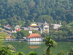 The Royal City of Kandy (17 AD)