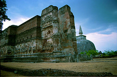 The Medieval capital of Polonnaruwa (10 AD)